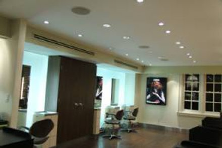 New York City salon cuts energy costs by 74% with LED lighting