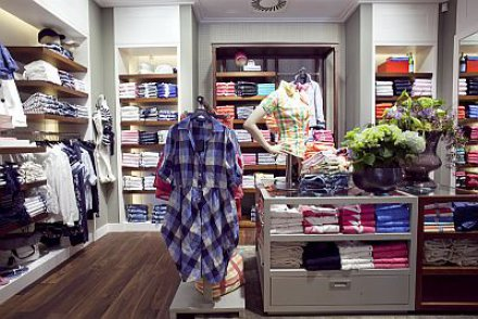 GANT flagship store in Prague opts for efficient LED technology