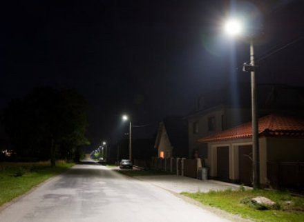 How to significantly save the cost of lighting in municipality?
