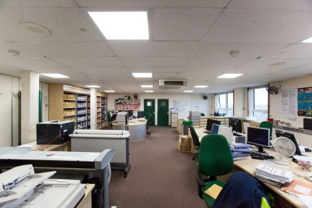 Energy efficient LED Lighting saves money for Epping Forest  District Council