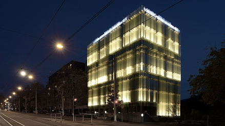 SPG headquarters Geneva gets refurbished with ERCO LED lighting tools