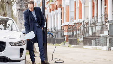 Siemens & Ubitricity electrify entire road in London