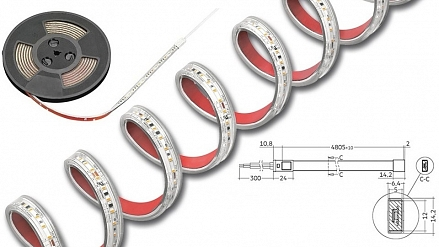 LED on a Roll - Tridonic's Flexible LED Module with IP67 Protection