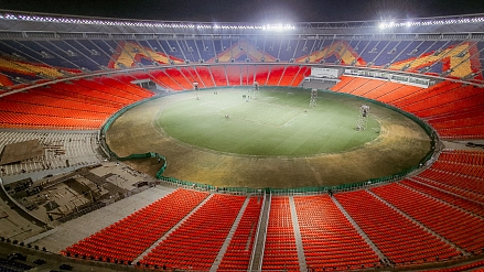 Signify Illuminates World's Largest Cricket Stadium in Ahmedabad