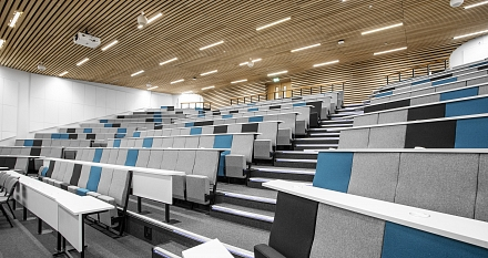 University of the West of England, Bristol gets new lighting from Zumtobel